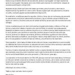 Hace 1 año escribí esta carta, hoy, estamos donde queríamos y no vamos a desaprovechar la oportunidad. Vamos Chile ⚽ http://t.co/nPmzThj3rN