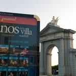 Comienza la programación del escenario #PuentedelRey #VeranosVilla #Madrid http://t.co/Z2IJFOKgTk