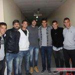 """Jugadores de Unión y Colón visitaron a los chicos internados en el """"Orlando Alassia"""". + Info: http://t.co/GWLCuLsZsB http://t.co/2k34xwXy0e"""