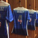 #USMNT will be wearing some sweet patriotic jerseys in tonights friendly vs Guatemala. (via @ussoccer) http://t.co/KAF4JlKlvk