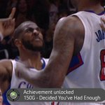 DeAndre Jordan Achievement Unlocked http://t.co/GDwbtl6BgA