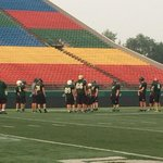 @SMF_2002 North Sask U16 getting ready for Manitoba Team Black - July 4th 5:00 pm at Mosaic Stadium http://t.co/eIa8iDsXhF