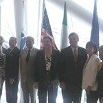 Happy Fourth! Oggi #USAday a @Expo2015Milano. #AmbPhillips, @USDA Vilsack e delegaz. USA al @Pad_Ita2015 #4LuglioUSA http://t.co/prNkCl8NNZ