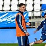Antes de dormirse, Messi le mandó un mensaje a todos los argentinos http://t.co/QVVvZwXeER #ArgentinaQueremosLaCopa http://t.co/AEZdZthDlJ
