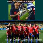 Los memes tras el histórico título de Chile http://t.co/F1PZBPexeX http://t.co/WGPLGDHg9w