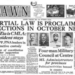 Arguably, the blackest day of our history. We never really recovered after July 5, 1977. #5thJulyBlackDay #Pakistan http://t.co/mK9JzNgHx5