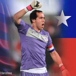 #CHI win the #CopaAmérica on penalties with captain Bravo the hero #FCBlive #Chile2015 http://t.co/WjWt795kvU