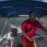 Mixing work with pleasure. #Sacramento #boating http://t.co/4IAWabi4p2 http://t.co/uSAufvV7uo