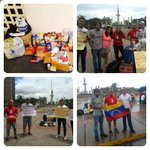 Gracias Guayana! #solidaridad Los ucabistas hacen la diferencia por #Guasdualito @ucabistasg mañana te esperamos! http://t.co/yMparl2oik