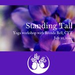 Fundamentals of Standing Poses, #Yoga #Workshop with @BBellWellness - July25 #Toronto http://t.co/637KrHrKcV http://t.co/of08ATSTxc