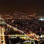 The City of Karachi, Pakistan at night. http://t.co/PPsRjJX8gb
