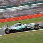 Lewis Hamilton wins #BritishGP for Mercedes at Silverstone http://t.co/90TPfVqKH2 http://t.co/RlKTInZ6Ft