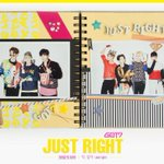#CantWait! #GOT7s the 3rd mini album #Justright 4th pre teaser image #4 is out!???? #딱좋아 #갓세븐 http://t.co/pvpImOdtOM