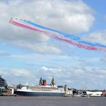 More than 250,000 people thought to have turned out for the #T175 celebrations this weekend in #Liverpool http://t.co/ibJdbL0xgy