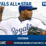 Alcides Escobar voted as starting shortstop for the AL All-Star team. #ASG http://t.co/9QOBpe91lM