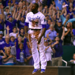 Your AL starting OF for the 2015 #ASG: the @Royals Lorenzo Cain! Cain is making his first start. http://t.co/uTjGeK3srN