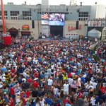 This is how you watch a #WorldCup! #FWWConFOX #BELIEVE #USA http://t.co/OsSo3paFHj