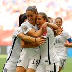 What a goal fest. Seven already in this game. Unfortunately for Japan, the USA has got five of them #CitiSports http://t.co/o9cy4IStTA
