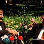 """Саакашвили на встрече с @GeoffPyatt: """"Одесскую полицию будут тренировать американцы"""" http://t.co/NJFQijAJlh http://t.co/eBGSVWkzD5"""