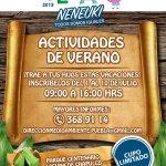 Los pequeños disfrutarán este verano con las actividades que tendremos en el Parque de chapulco #Puebla http://t.co/c3pLSUkwXs