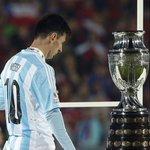 La tristeza de Messi por la final perdida y un mensaje para todos los argentinos http://t.co/yAepvXHd2M http://t.co/PAjJ1A0fAs