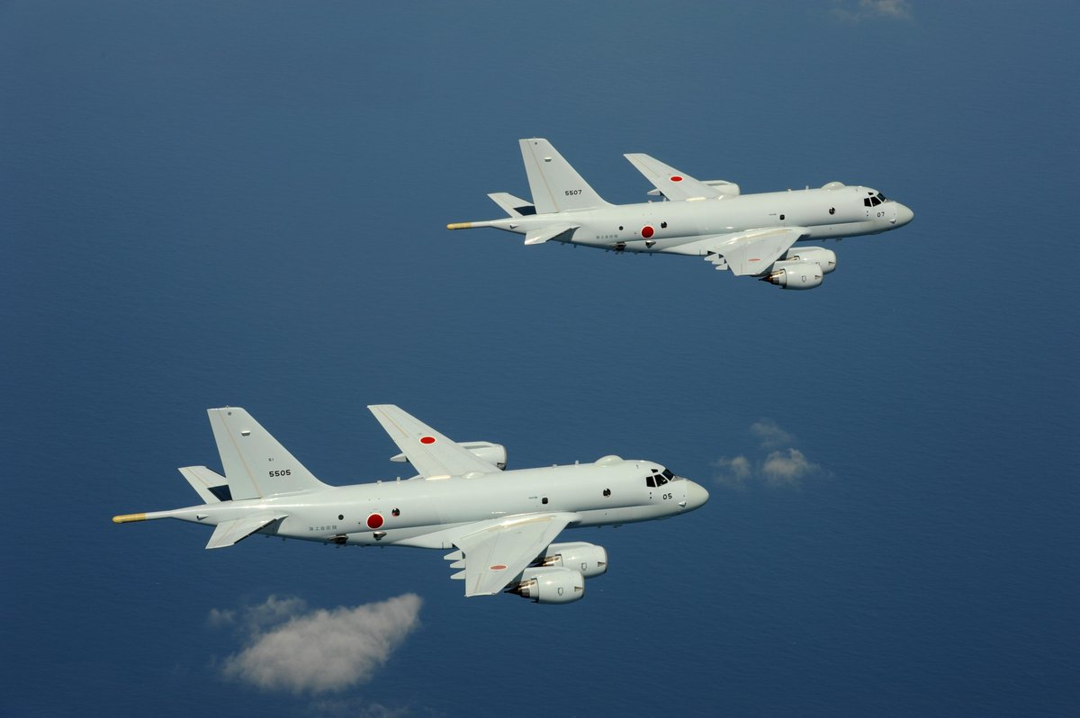 AIRCRAFT UPDATE: JMSDF to bring two Kawasaki P-1's to #RIAT15 - one static & one flying! http://t.co/XlCIiD4rLG http://t.co/jDvggJ2kLi