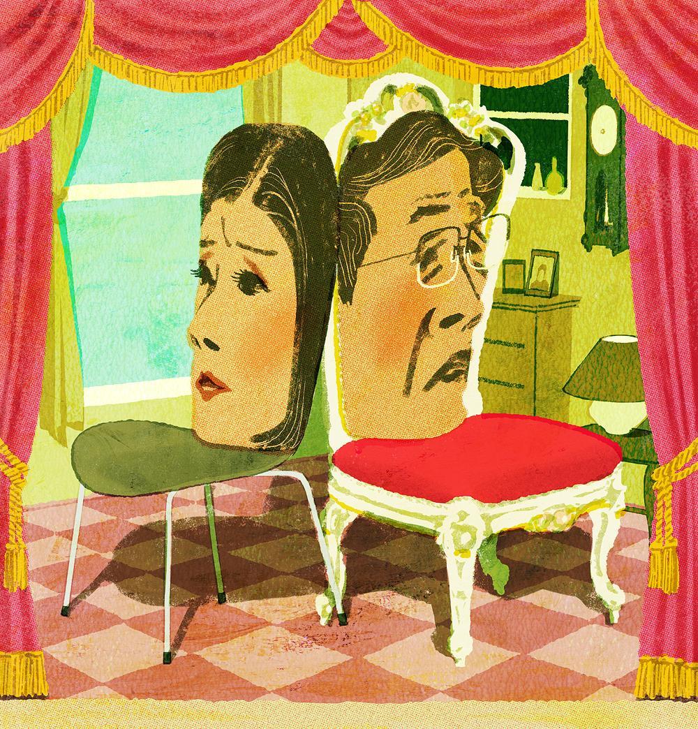 大塚家具描きました。http://t.co/Edvx9RANi8 http://t.co/kPSdD5A2kb
