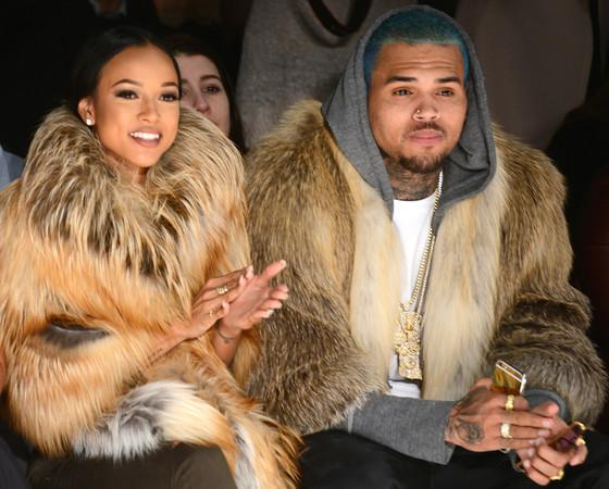 Will Karrueche Tran ever get back with Chris Brown?