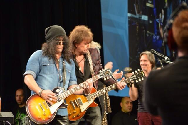 In honor of the great a Happy Birthday! This was a great event w/Richie & 2015 TEC Awards!