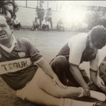 bukan main rancak Najib Razak shuffle hari ni. sampai sakit kaki dia. http://t.co/YaY7RL7809