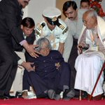 RT @MadrasBachelor: STOP SHARING this as the last moment of APJ. This happened on March 1st, 2007 in NewDelhi when he slipped on the dais h…
