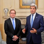 Thanked FM McCully today for #NewZealand support of @TheIranDeal. Appreciate hard work during NZs #UNSC presidency. http://t.co/4SgwxjzWFA