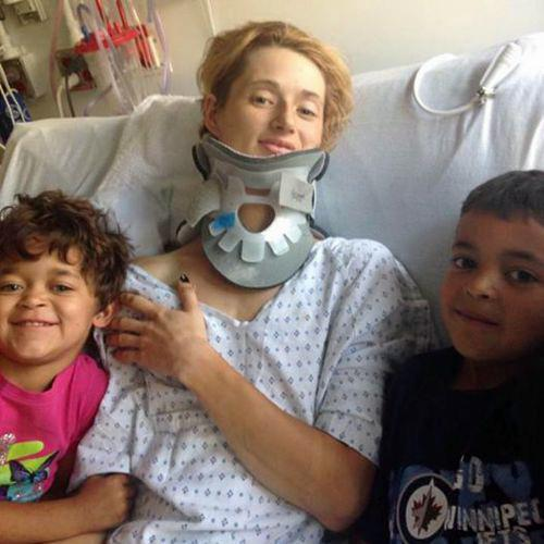 GoFundMe campaign for injured #Manitoba #jockey Selman still growing. Fundraiser Sun. July 19. http://t.co/YeBpn2Gf6w http://t.co/aVcriFs4oM