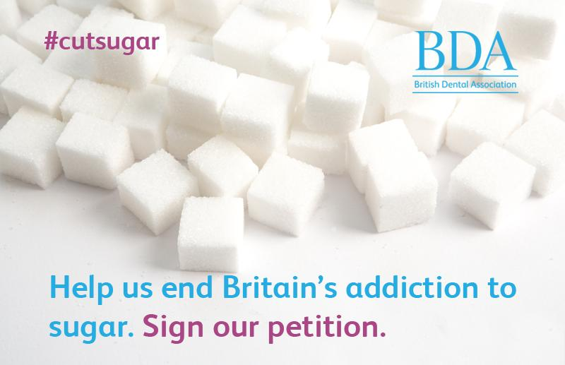 Britain's addiction to sugar needs to end. Sign our petition to David Cameron MP: http://t.co/DN8LBaboCn #cutsugar http://t.co/1BxG0vmP19
