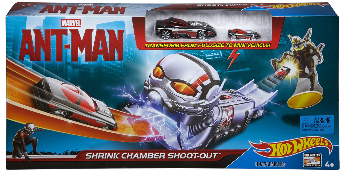 Ant-Man giveaway! RT for your chance to win the #AntMan Shrink Chamber Shoot-out track set. http://t.co/OFVXezzMFn http://t.co/aTUYv3WicJ