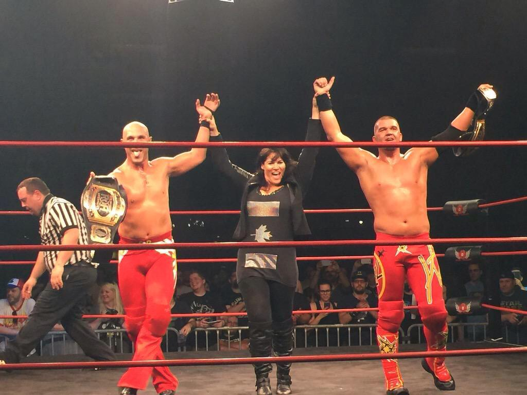 A great moment to share w my family. @FrankieKazarian @facdaniels my brother and hubby. Thank you! http://t.co/V2bAZVzWcK