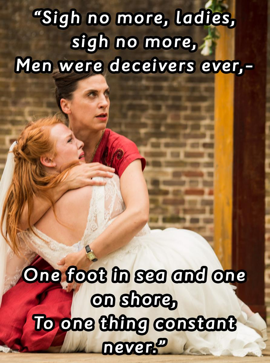 Can't wait to hear @The_Globe perform all our fave lines from #MuchAdo at @bodleianlibs from tonight to Sun 2 Aug! http://t.co/8P45AnUi6y