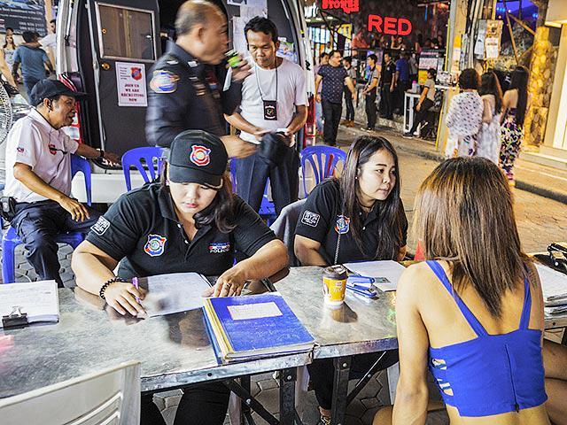 Поставка русских проституток в таиланде