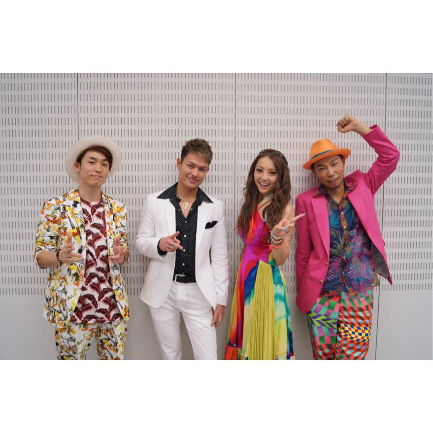 7/24 MUSIC STATION DANCE EARTH PARTY 「BEAUTIFUL NAME」 出演させていただきました! ありがとうございました☆ http://t.co/AIe5SqPrSH