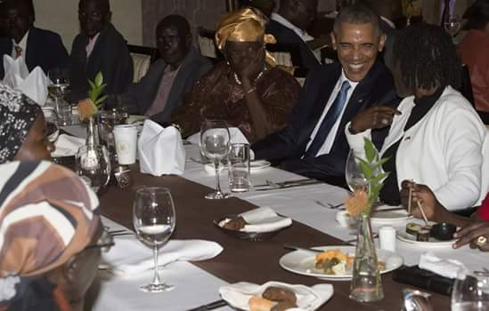 Obama family reunion. @K24Tv http://t.co/g5F80sKJo3