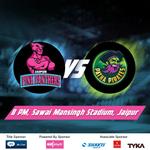 RT @JaipurPanthers: RT if you're going to be in Sawai Mansingh stadium tonight to #RoarForPanthers! #LePanga