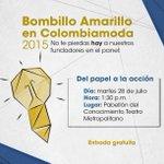 ¡Hoy estaremos presentes en #Colombiamoda2015! @INEXMODA http://t.co/oqhYy4qszn