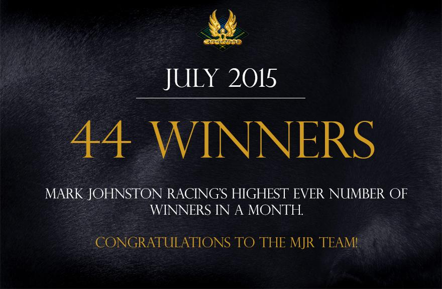 As the first day of #GloriousGoodwood ends, we're thrilled to announce a record-breaking month for July 2015 http://t.co/HCuymOMscg