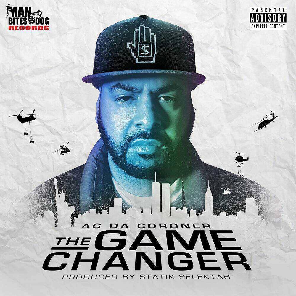 "@AGDaCoroner ""Game Changer"" (Prod. by Statik Selektah) http://t.co/z5sURm2yWl http://t.co/wswP8ITtwh"