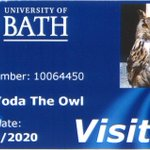 Meet our newest recruit on campus, Prof Yoda the Owl, who is already making national headlines http://t.co/px0cjzWDFA http://t.co/omJ9Q8mv0c
