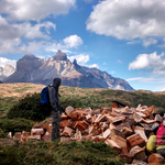 #QueBonitoEs... Lago Pehoe, Torres del Paine. Foto de Carla Aliaga Portino. Envía tus fotos a fotos@biobiochile.cl http://t.co/JVcNMJCl4m
