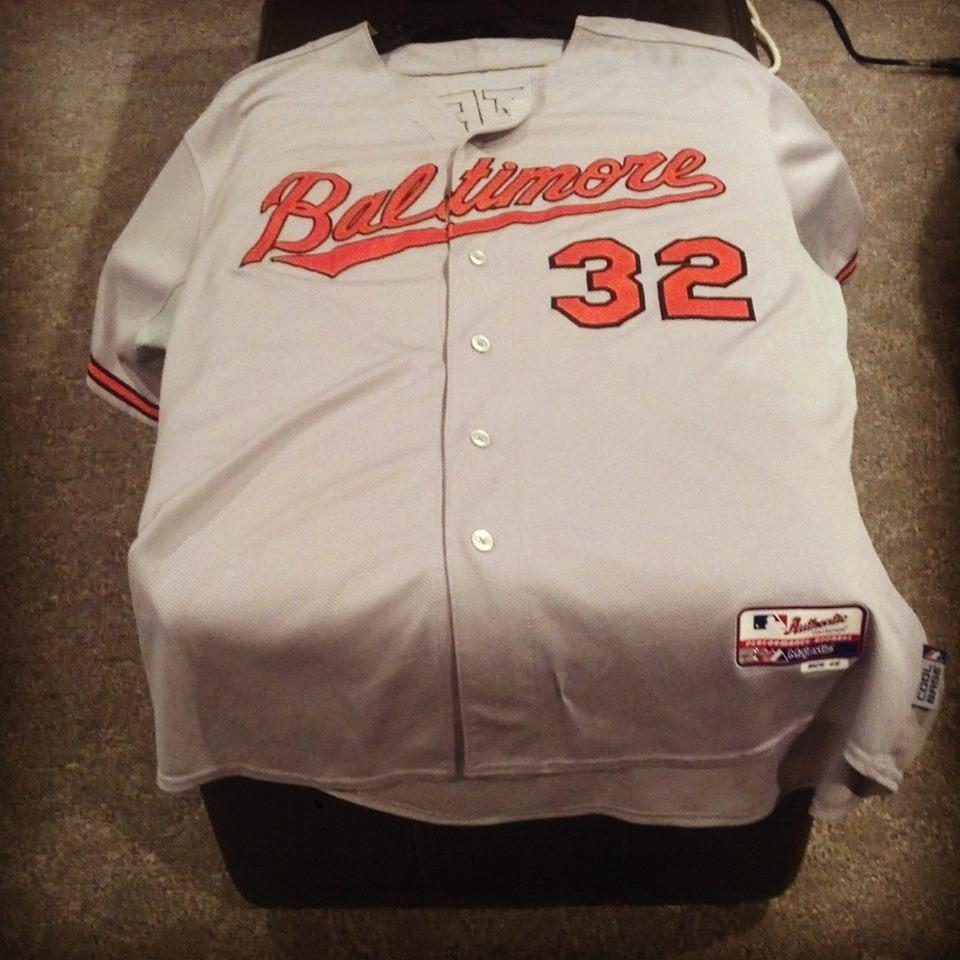 Had gr8 time @Orioles #BirdlandSocial, seeing Markakis back, 2 @CrushD19 homers, O's win,and winning a Wieters jersey http://t.co/UQvLfPJzZ0