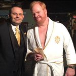 RT @YaronUrbas1: Me, Jim and a robe... AKA the @JimGaffigan Show!!! Watch what happens tonight, TV Land at 10pm EST!! http://t.co/yWZxF0Stfi