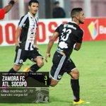 #CopaVzla   Marcador final: #ZamoraFC 3 (Martínez x2, Vargas) - #AtlSocopó 1 (García -p-)   1º fase (ida). #FutVE http://t.co/fdNN3F7ZpT