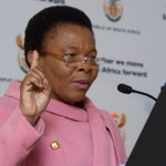 """Minister of Women, #SusanShabangu launching #WomensMonth2015 """"Women United In Moving South Africa Forward"""" http://t.co/wMHNEfhM3U"""